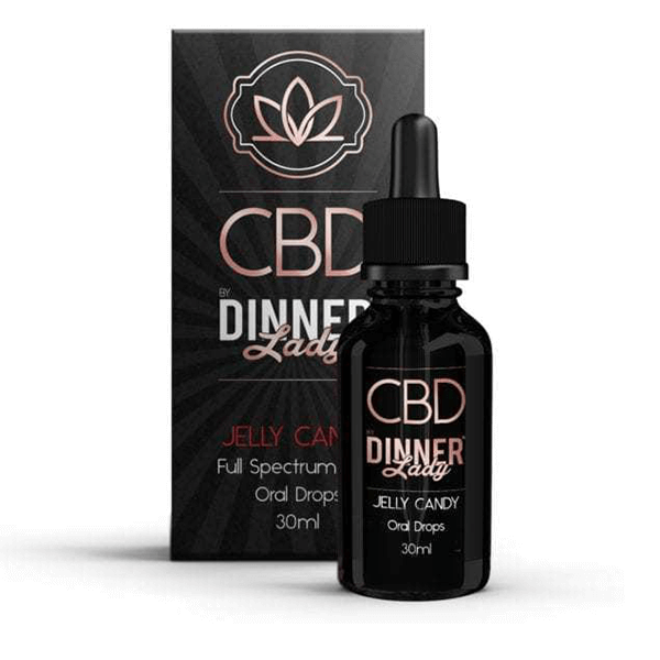 Dinner Lady Oral Tincture Jelly Candy 30ml