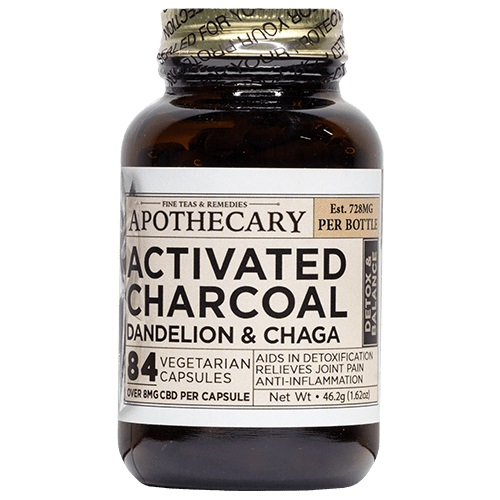 The Brothers Apothecary Cleanse CBD Capsules