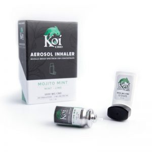 Koi Hemp Extract CBD Inhaler 1000MG