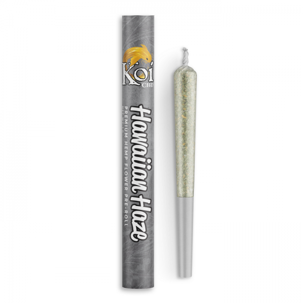 Koi CBD Hemp Flower Hawaiian Haze Pre-Roll