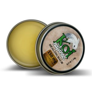 Koi Broad Spectrum Hemp Extract CBD Healing Balm150mg