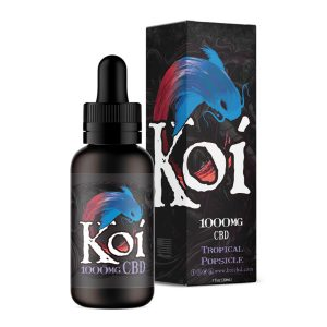 Koi Tropical Popsicle Hemp Extract CBD Vape Liquid 1000mg