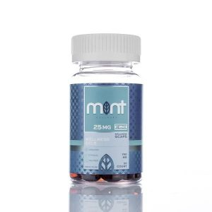 Mint wellness wellness gel capsules 750mg