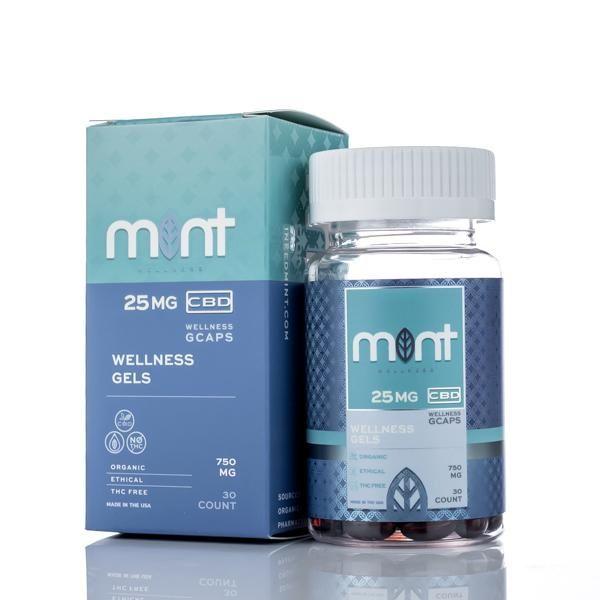 Mint wellness wellness gcaps capsules750mg