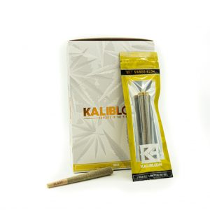 Kalibloom 1 Gram CBD Pre-Roll Wet Mango Kush