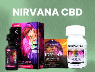 Nirvana CBD Brand