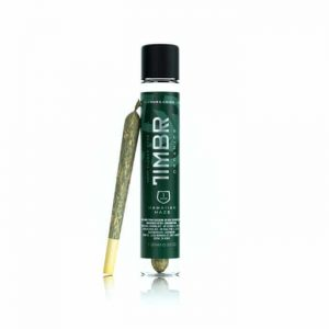 TIMBR Hawaiian Haze CBD Hemp Flower Pre-Roll 1g