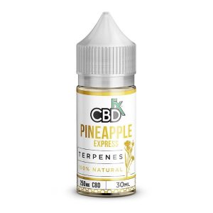 CBDfx Pineapple Express CBD Terpenes Oil Vape Liquid 30mL