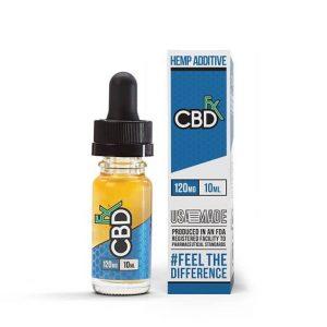 CBDfx Hemp CBD Vape Oil Additive 10mL