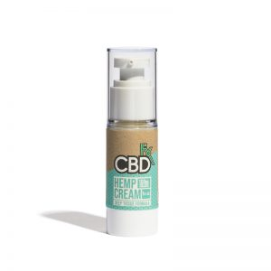 CBDfx Hemp Cream 100mg