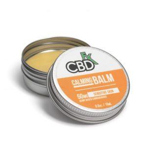 CBDfx Broad Spectrum CBD Balm Calming