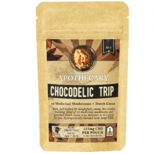 The Brothers Apothecary Chocodelic Trip Hemp CBD Hot Cocoa