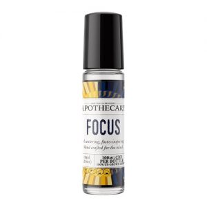 The Brothers Apothecary Focus CBD Essential Oil Roller