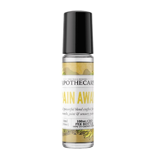 The Brothers Apothecary Pain Away CBD Essential Oil Roller