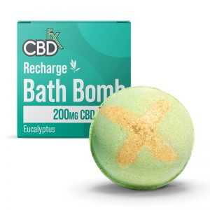 CBDfx CBD Bath Bombs