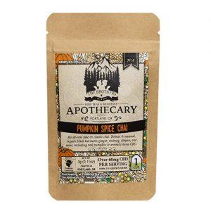 The Brothers Apothecary Pumpkin Spice Chai Hemp CBD Tea