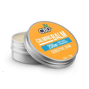 CBDfx Calming 250mg CBD Mini Balm