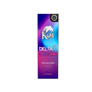 Koi Delta 8 OG Kush Disposable Vape Bar