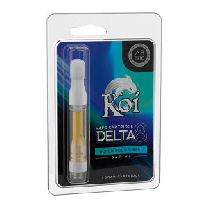 Koi Delta 8 Super Sour Diesel Cartridge