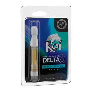 Koi Delta 8 Super Sour Diesel Cartridge