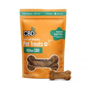 CBDfx Joint & Mobility 450mg Pet Treats