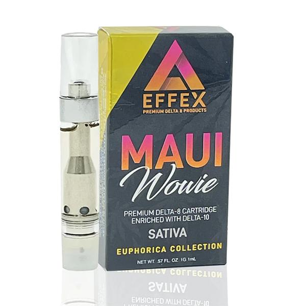 Delta Effex Maui Wowie Delta 10 Sativa Cartridge